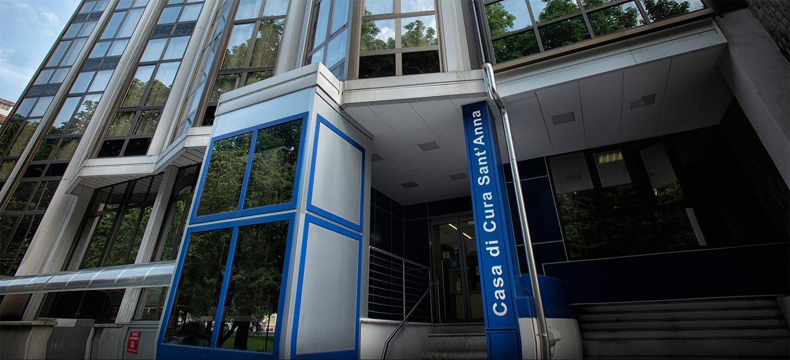 Clinica Psichiatrica Casa di Cura Sant'Anna - Casale Monferrato